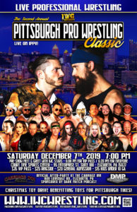 IWC Wrestling Benefit for Toys for Tikes
